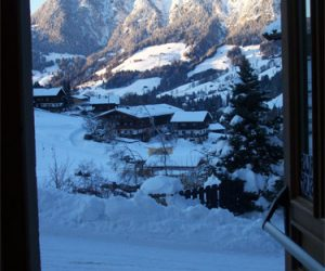 Haus Hislop Front Door View