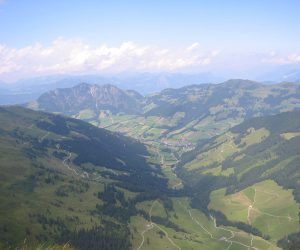Inneralpbach Just Off Centre